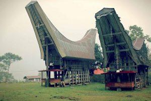 10 Keunikan Rumah Adat Tongkonan Khas Tana Toraja Sulawesi Tengah 6