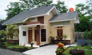 15 Desain Gambar Rumah Sederhana Di Desa Minimalis Dan Modern 4 Kontraktor Jogja