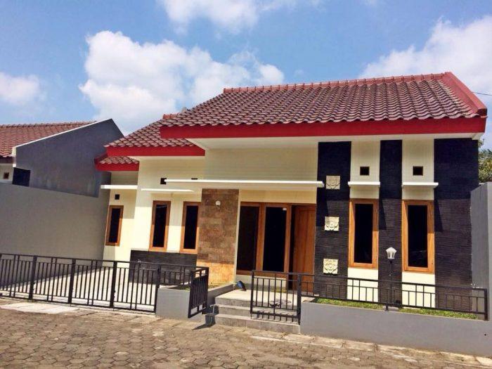15 Desain Gambar Rumah Sederhana Di Desa Minimalis Dan Modern 8 Kontraktor Jogja