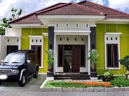 15+ Kombinasi Warna Cat Rumah Minimalis, Modern Dan ...