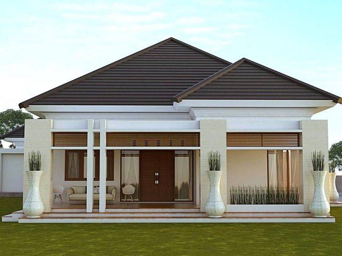 30 Desain Gambar Rumah Minimalis Modern Terbaru 33 Kontraktor Jogja